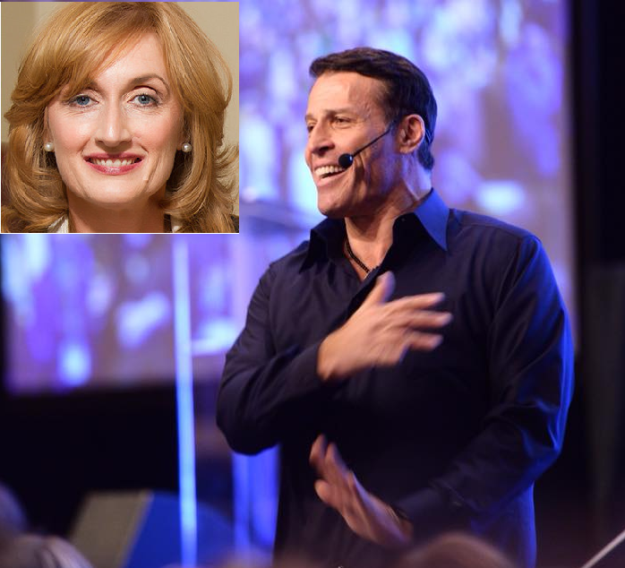 Tony Robbins, Victimhood, Guru-Complex & Leadership